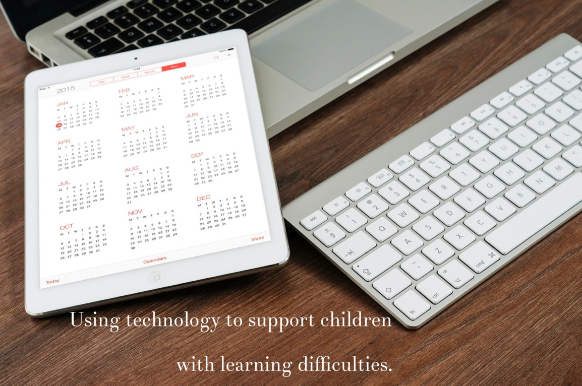 Using technology to support children with learning difficulties