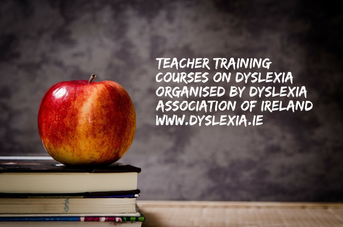 Dyslexia Courses for Teachers
