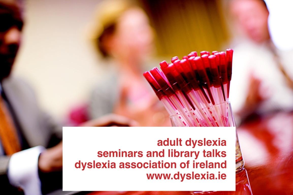 Dyslexia Seminars and LibraryTalks