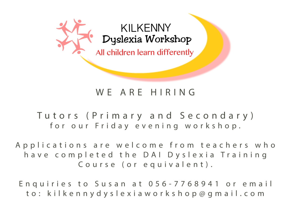 Tutors required for September2021